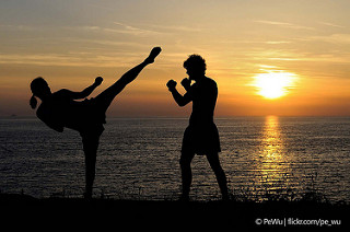 Martial Arts for Anxiety and Stress Relief